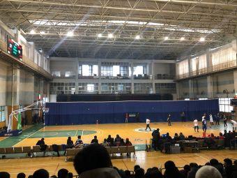 山东农业大学-兴星篮球训练营