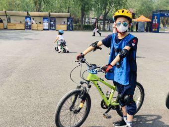 永定河自行车运动公园停车场
