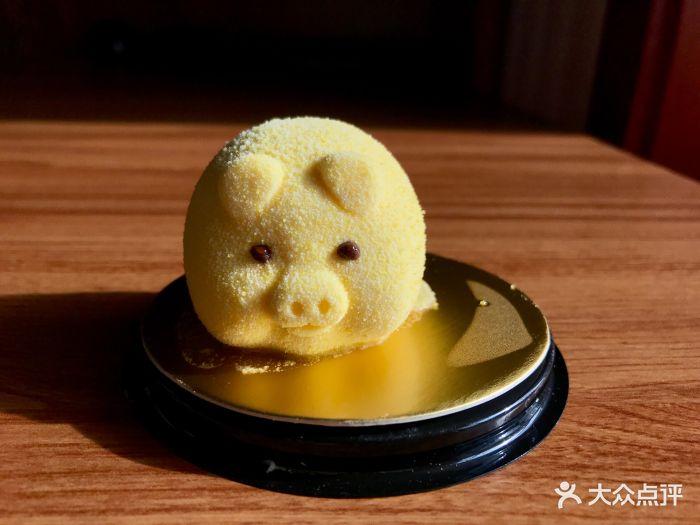 麦当劳(翠微百货店)小金猪蛋糕图片
