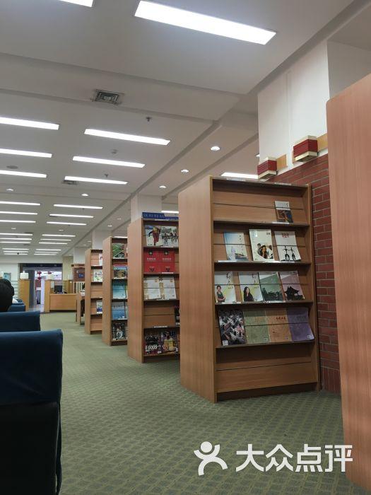 大连市图书馆的点评