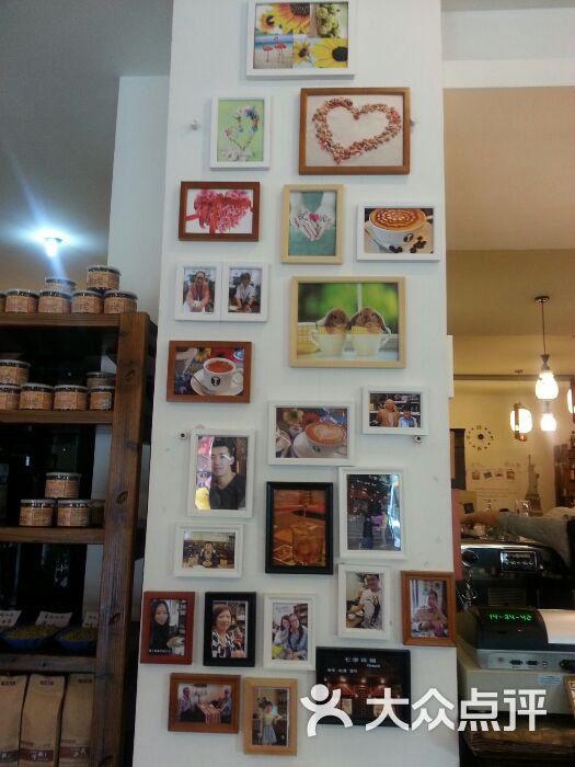 七步庄园咖啡屋-吧台图片-吉林美食-大众点评网