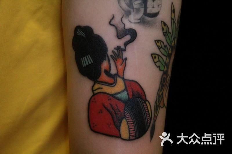 武汉怪咖纹身刺青的点评