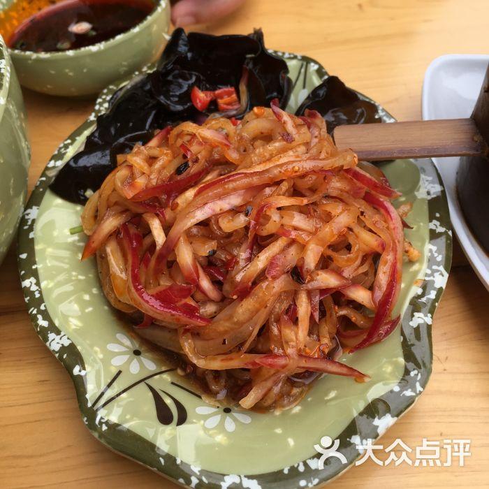 陈记双流蘸水草堂(肥肠北路店)包头稻花香糕点图片
