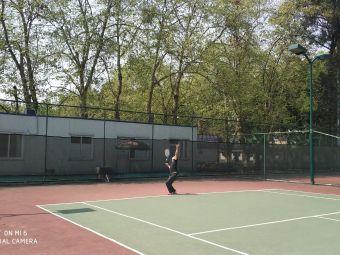 四川大学西区网球场