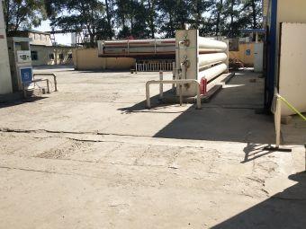 哈双北路CNG加气站