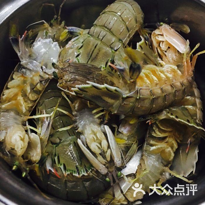 小水手海鲜主题自助火锅(统一路店)皮皮虾图片 - 第11张