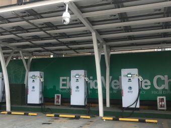 国家电网汽车充电站(浙江省杭州市下城区中大银泰城充电站)