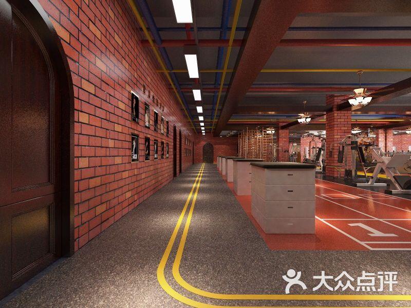 锐健身直营店加州铁馆-图片-北京运动健身