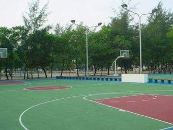 海南大学-篮球场