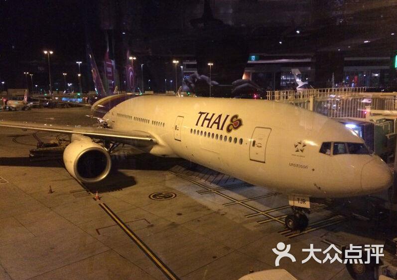 上海到曼谷飞机