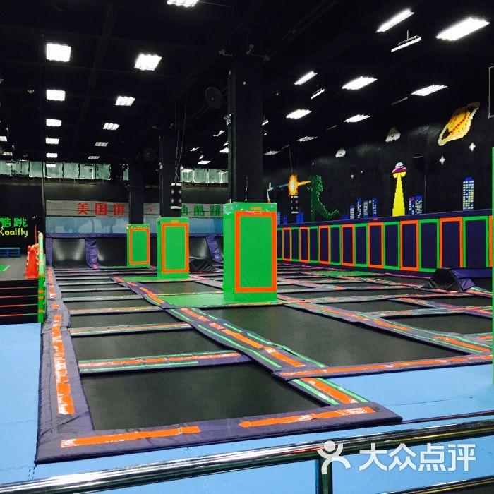 酷跳蹦床主题公园(南山店)图片 - 第3张图片