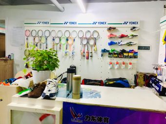 力龙羽毛球馆(动力店)