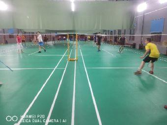 奥健羽毛球馆