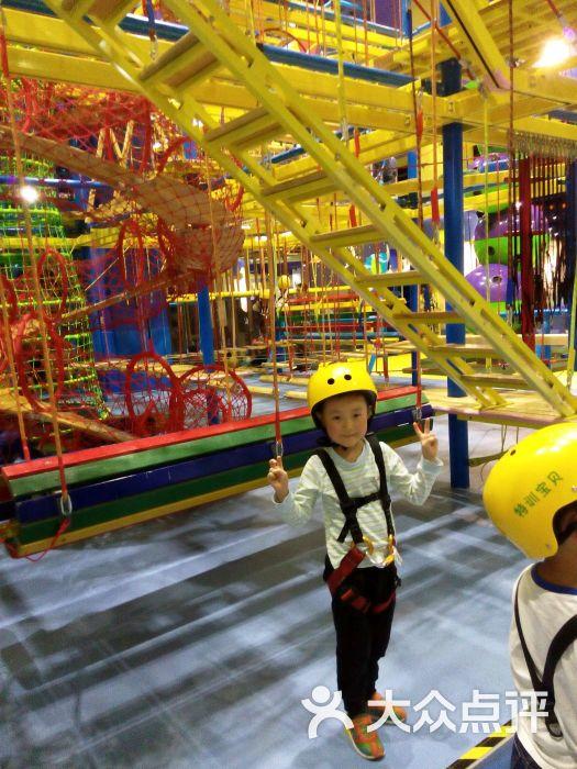 meland儿童成长乐园-图片-合肥休闲娱乐-大众点评网图片