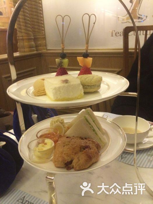 维多利亚女皇下午茶