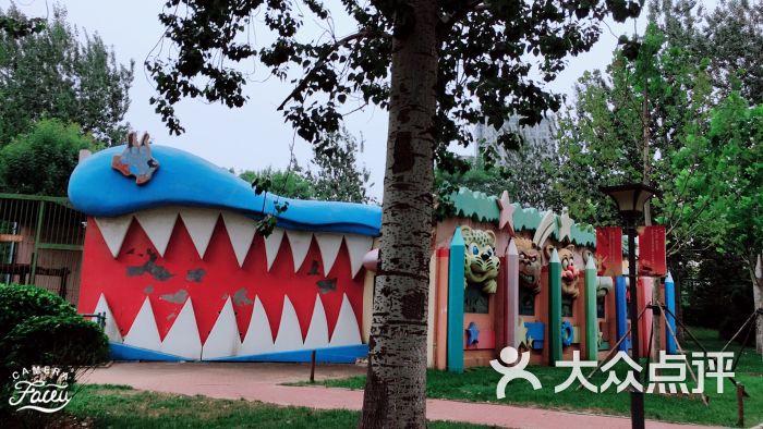天津动物园路过拍的图片 - 第4张