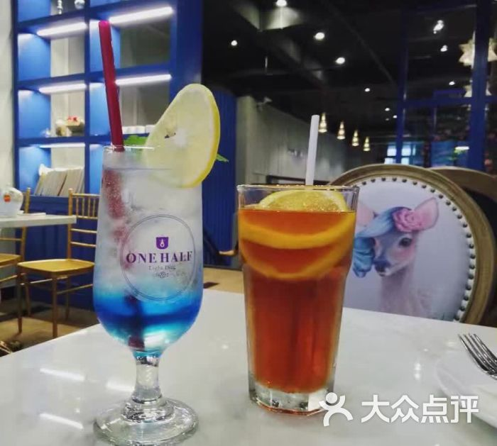 One half cafe-图片-普宁市美食-大众点评网