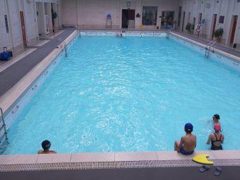 白金汉爵大酒店-游泳池