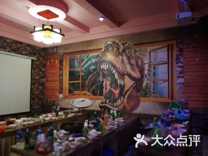 自由天堂别墅聚会(西安迷失森林店)图片 - 第2张