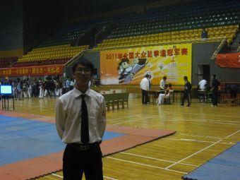 主流跆拳道馆