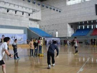 盐城师范学院新校区-体育馆
