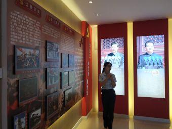 浐灞生态区红色会客厅