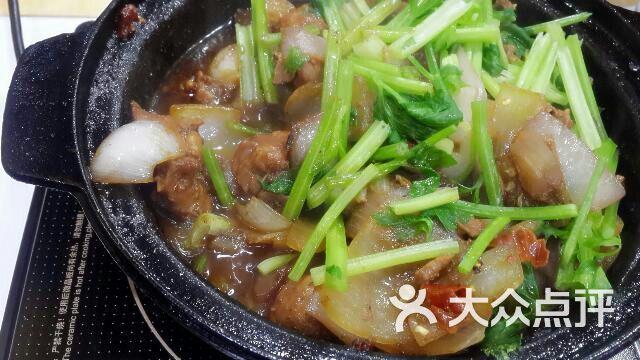 鸡公煲川味烤鱼