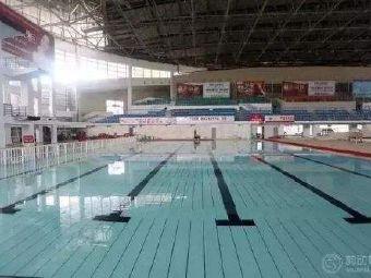 株硬工会体育中心游泳馆
