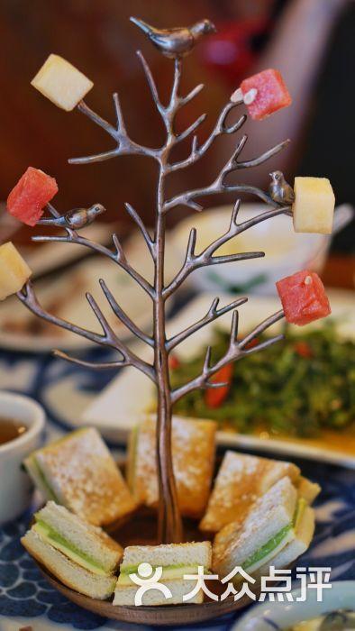 芽笼芽笼新加坡餐厅(巴黎春天天山店)招牌咖椰吐司片图片 - 第8张