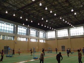 球类综合馆·羽毛球馆