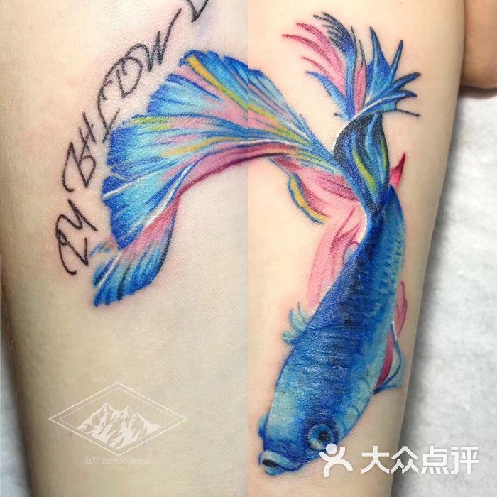 暮刺青纹身工作室