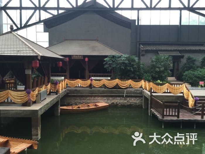 汉代主题餐厅情侣主题餐厅图片4