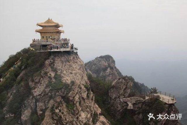 商洛老君山旅游风景区图片 - 第3张