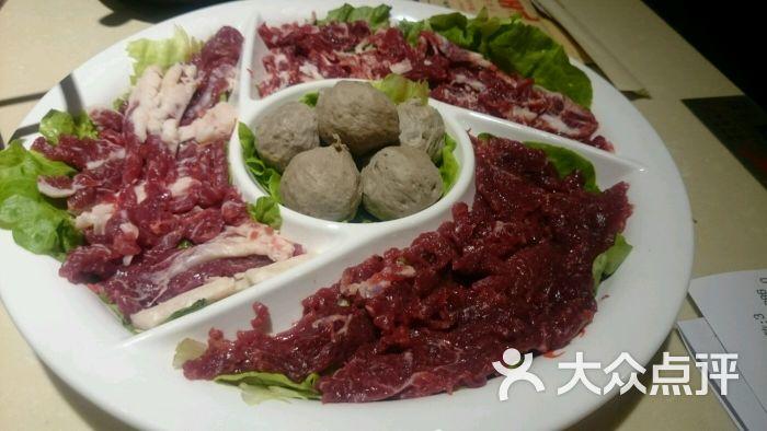 今年牛事-鹤庆路店(潮汕牛肉图片原味)-妈妈-上美食球肉小火锅图片