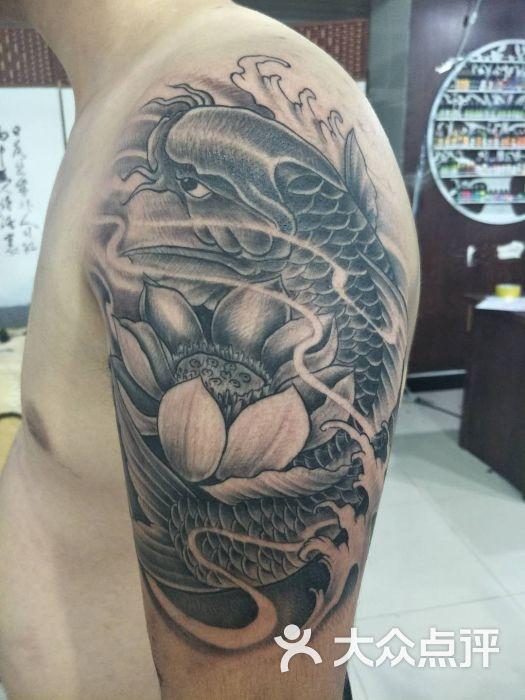 雕龙堂纹身刺技术培训工作室图片 - 第6张