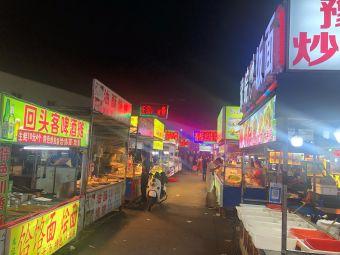 中宏新农中心停车场