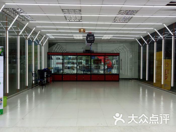 汽车美容店室内装修 设计图展示