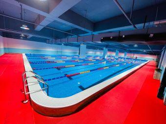 大米游泳健身