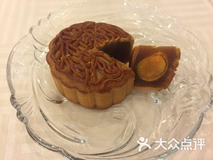 唐宫海鲜舫(正大店)双黄月饼图片 - 第1张