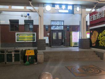 衡水湖服务区-停车场