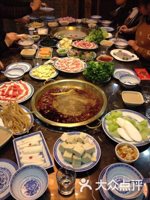 大v美食成都老味美食-青笋图片-佳木斯火锅-大众分享美食午间图片