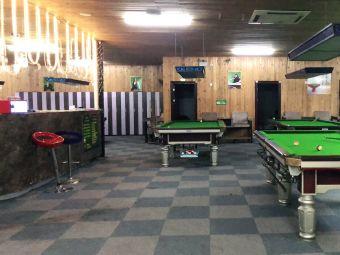 岐安乔式台球城棋牌室