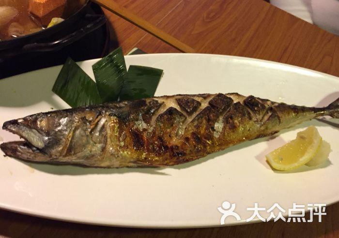 矢作川日本料理(巴黎春天天山店)烤青花鱼图片 - 第55张