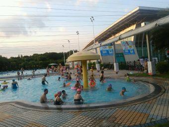 紫马岭游泳馆