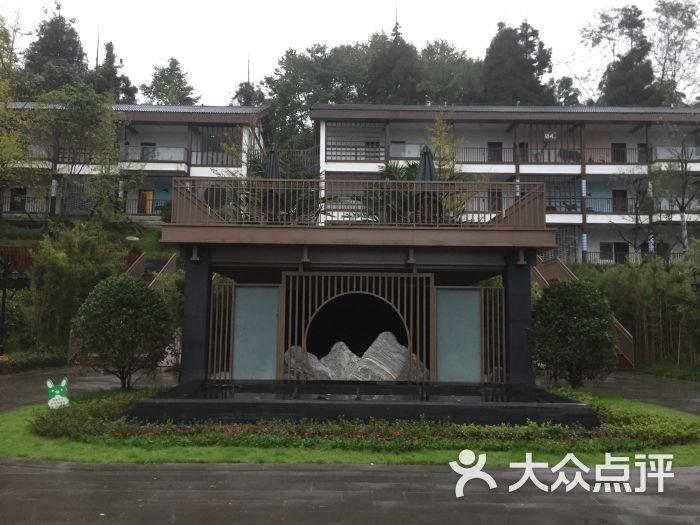 雅安碧峰峡萌趣东方动物主题酒店图片 - 第34张