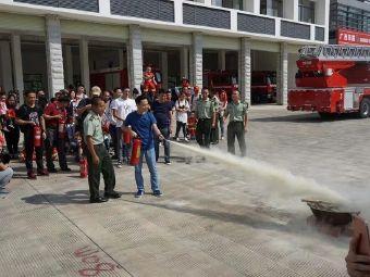 如皋港消防中队