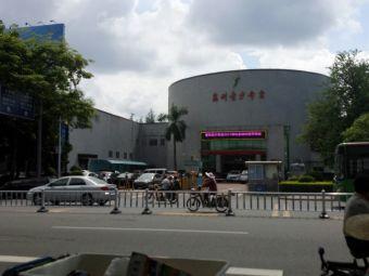 惠州青少年宫停车场