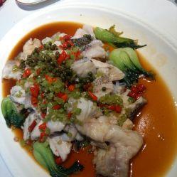 鲜椒芙蓉鱼