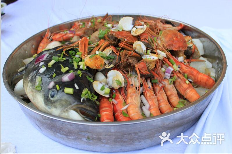 鲜珍阁炊涨鱼虾蟹1图片 - 第1张