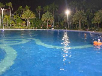 巽寮湾海公园精品度假酒店游泳池